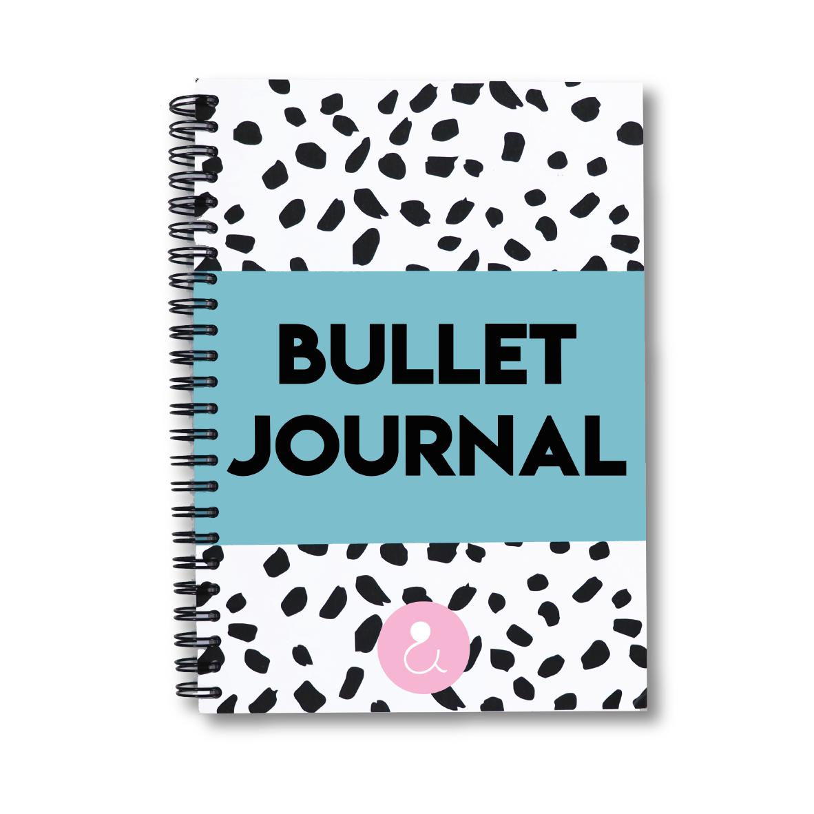 Bullet journal | lichtblauw