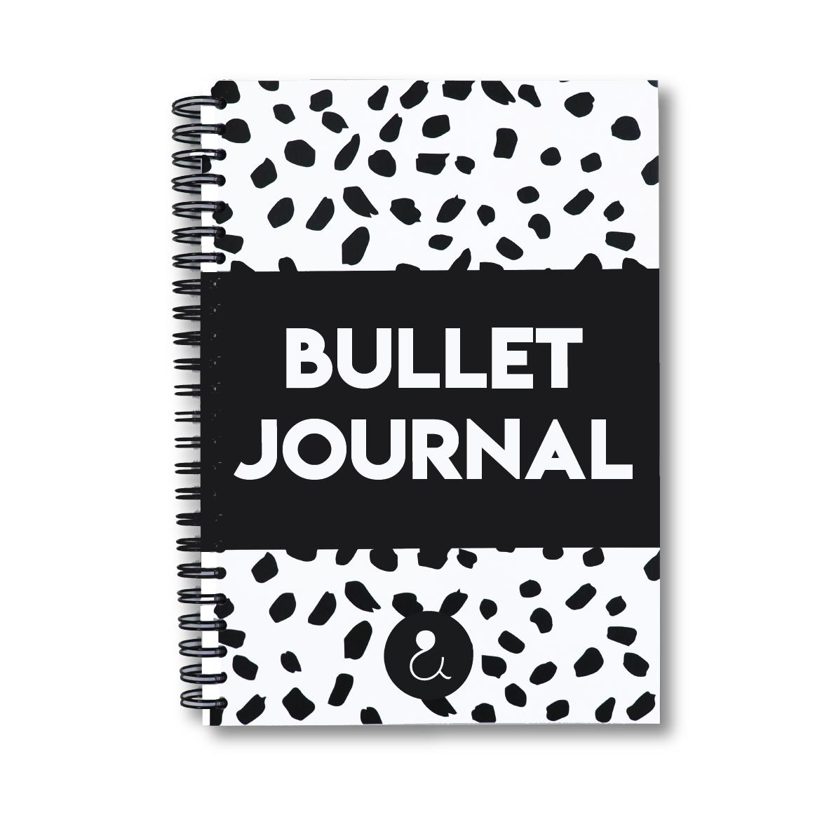 Bullet journal | monochrome