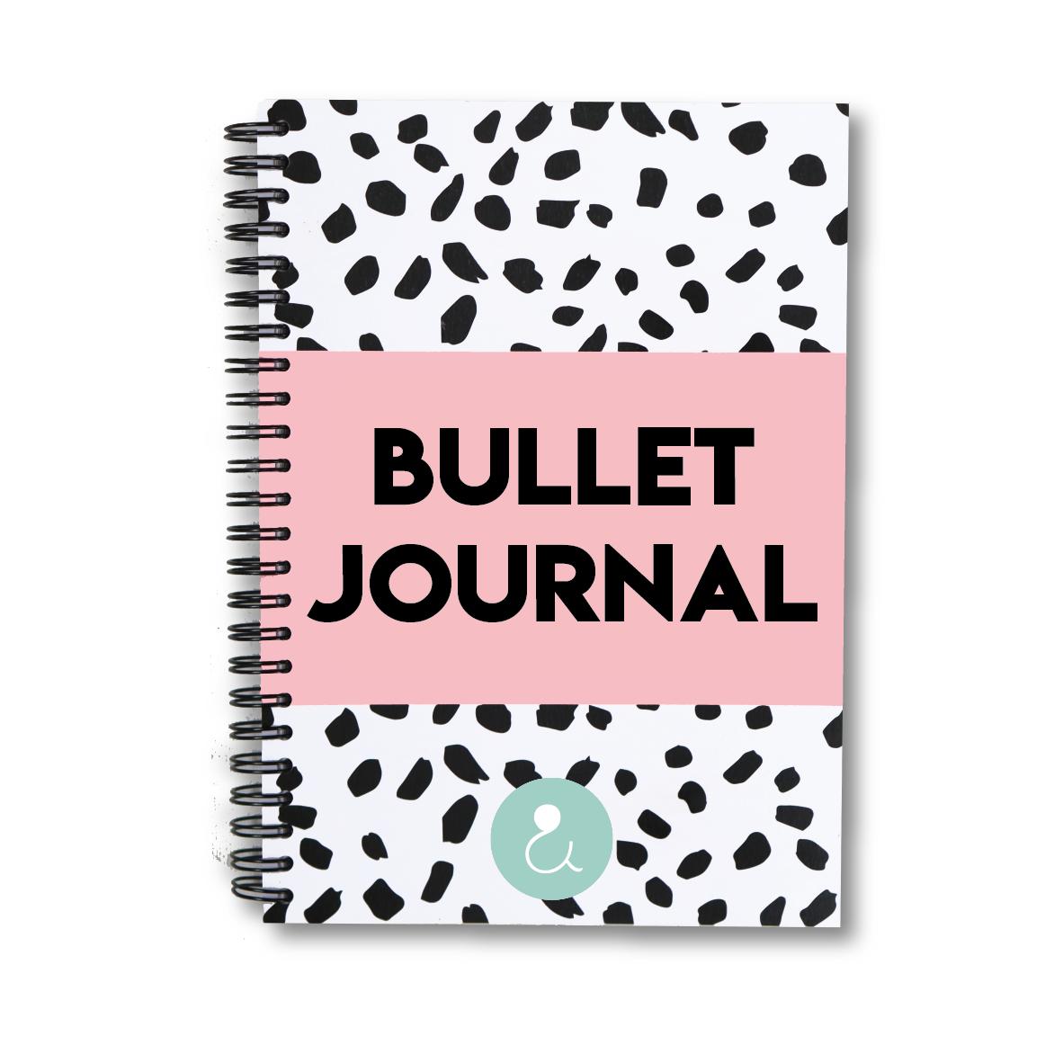 Bullet journal   roze