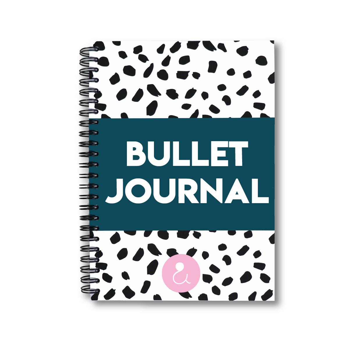 Bullet journal   donkerblauw