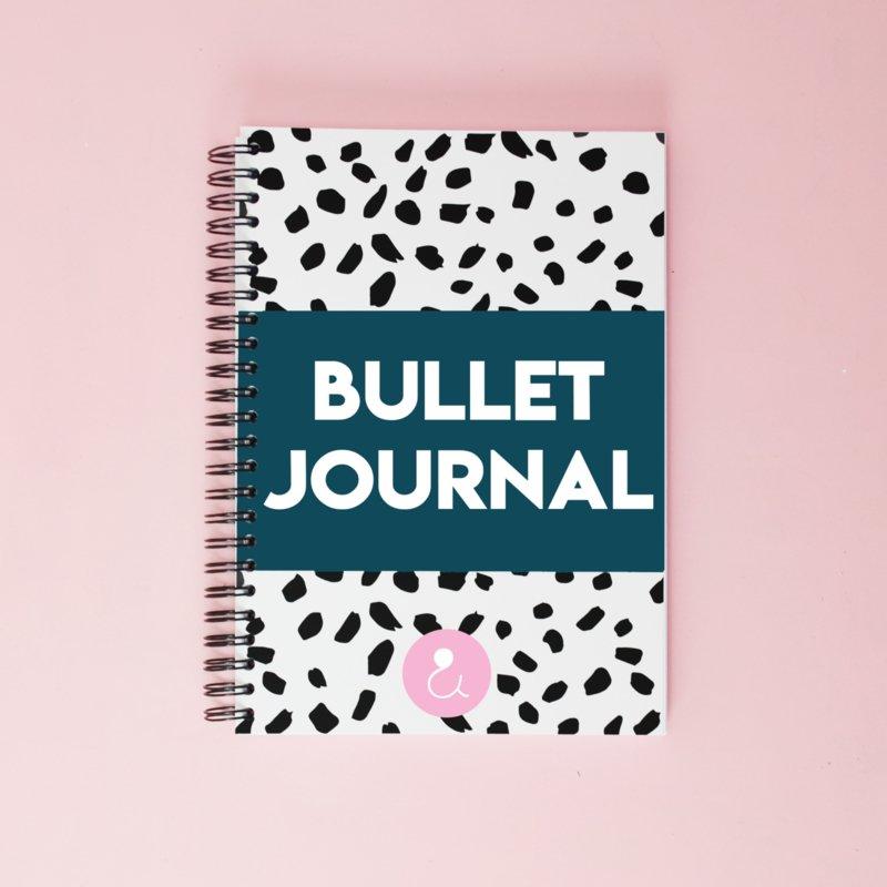 bulletjournaldonkerblauw