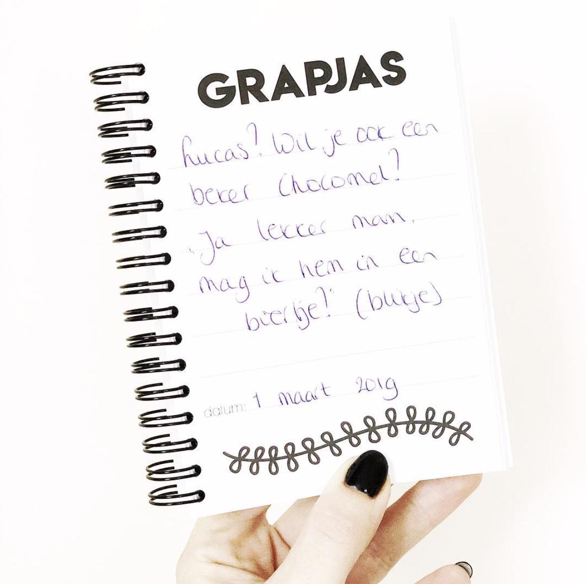 Grapjas uitsprakenboekje