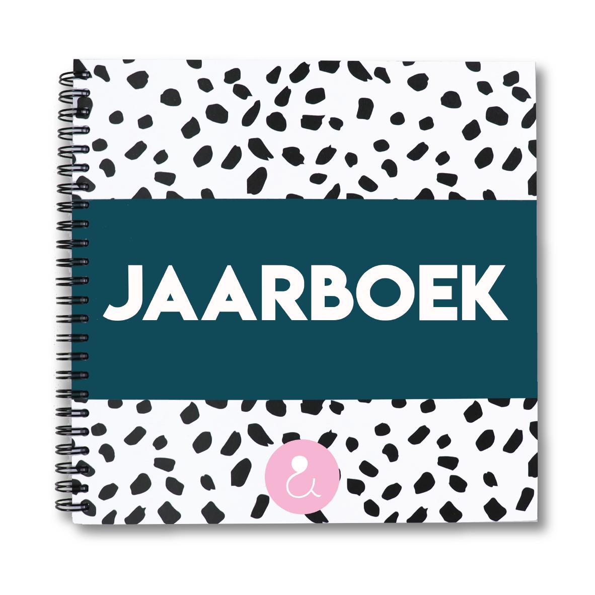 Jaarboek | donkerblauw