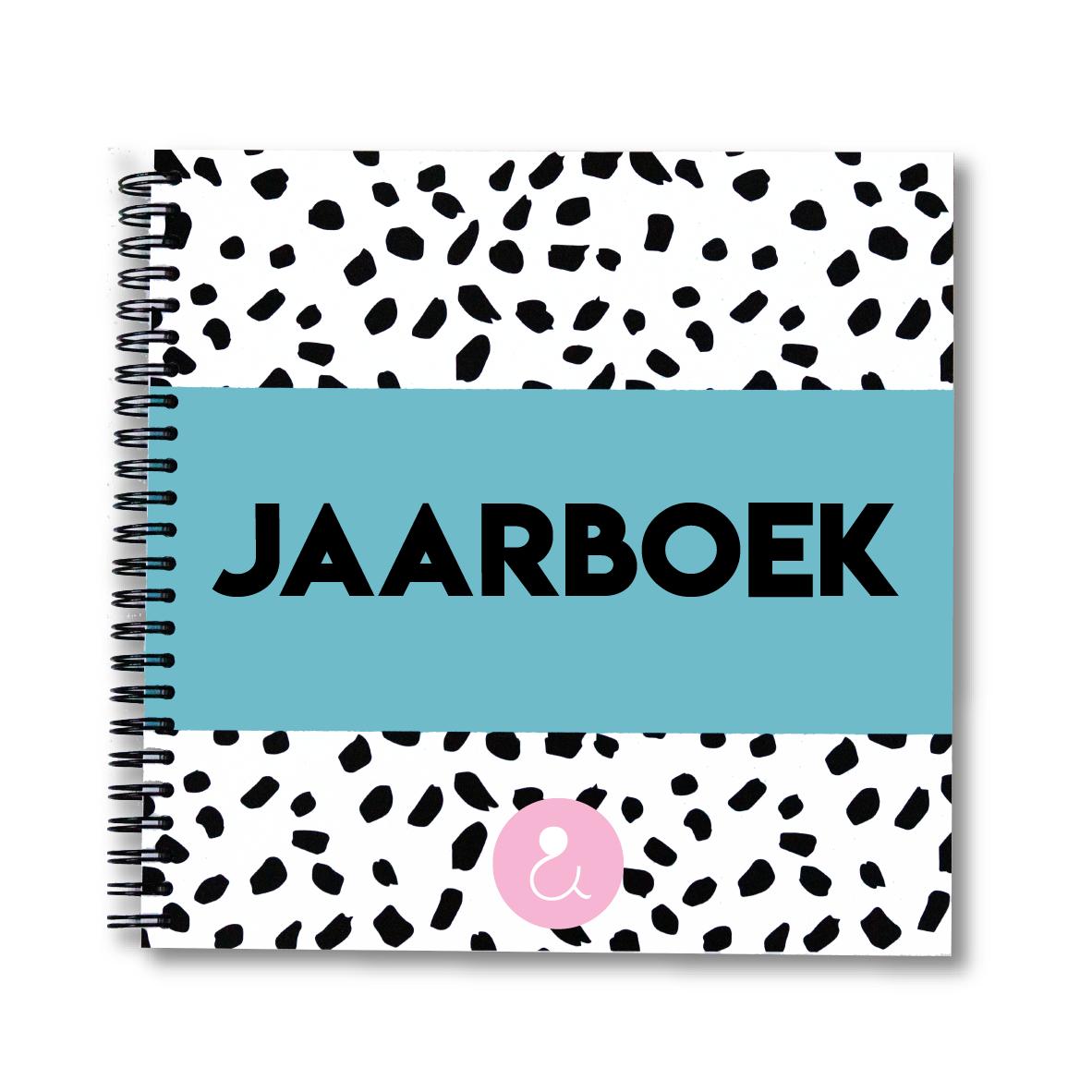 Jaarboek | lichtblauw