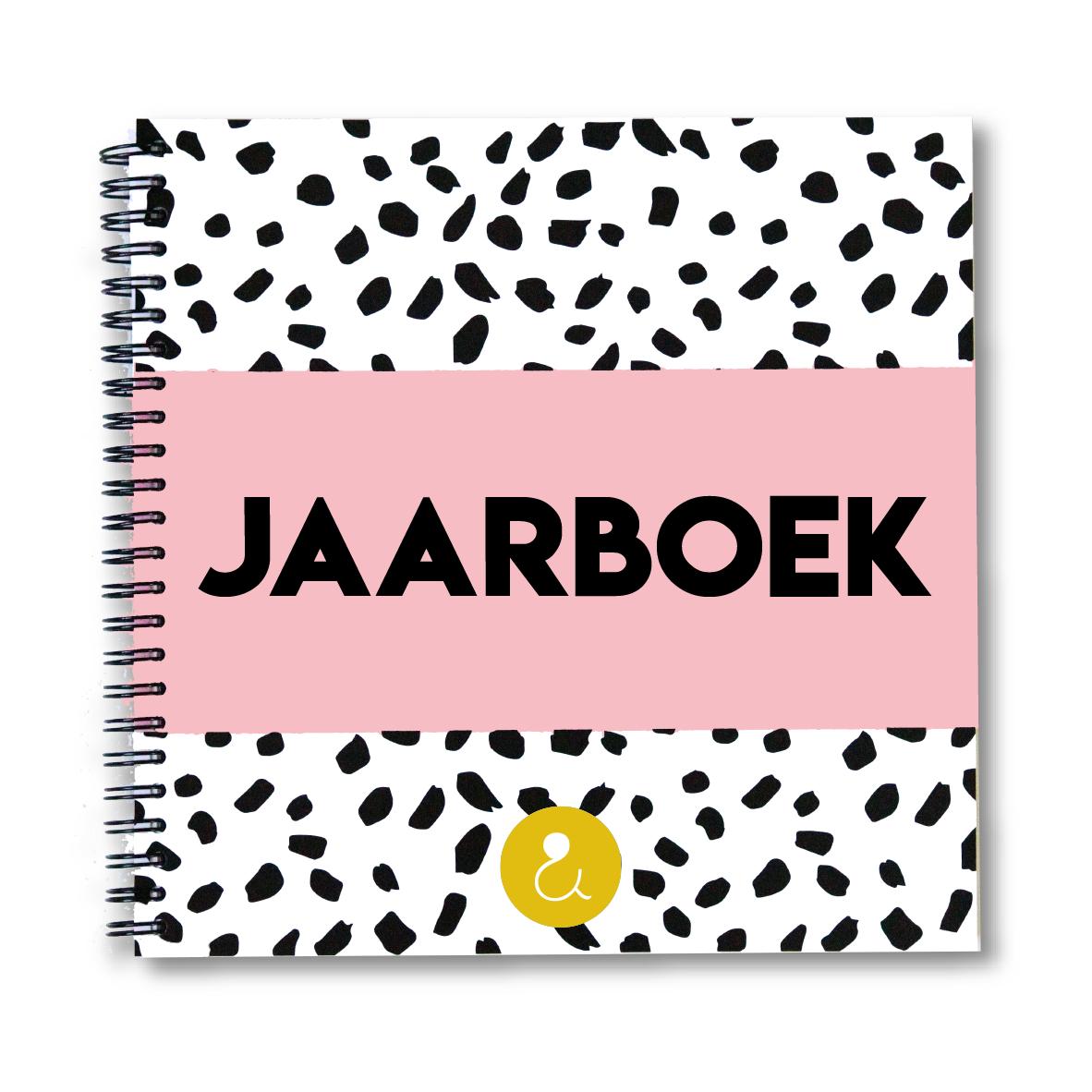Jaarboek | roze