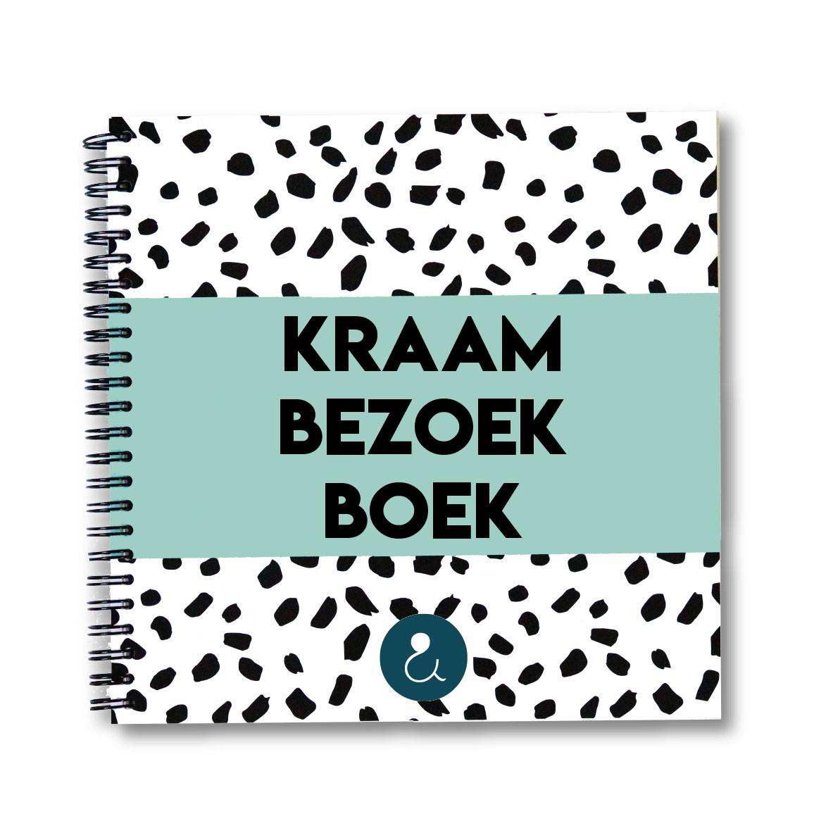 Kraambezoekboek | mint