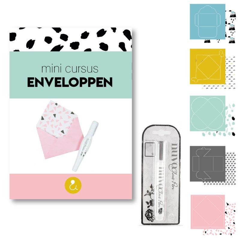 Mini cursus: maak envelopjes