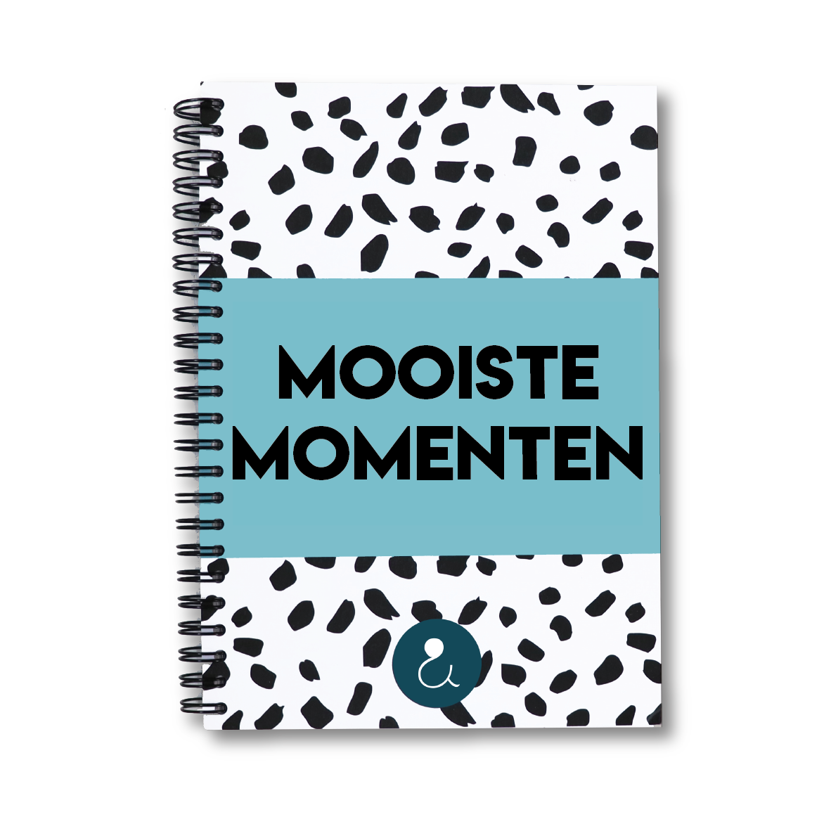 Mooiste momenten plakboek a5 | lichtblauw