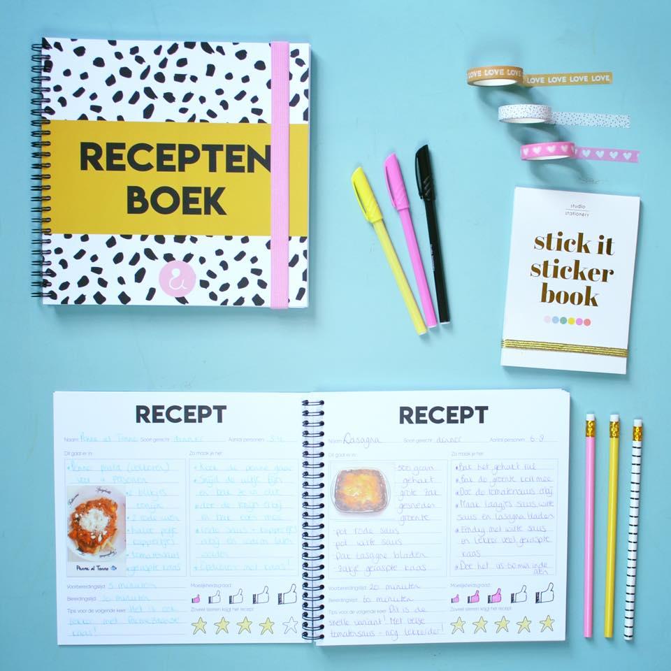 receptenboekokergeelvoorbeeld