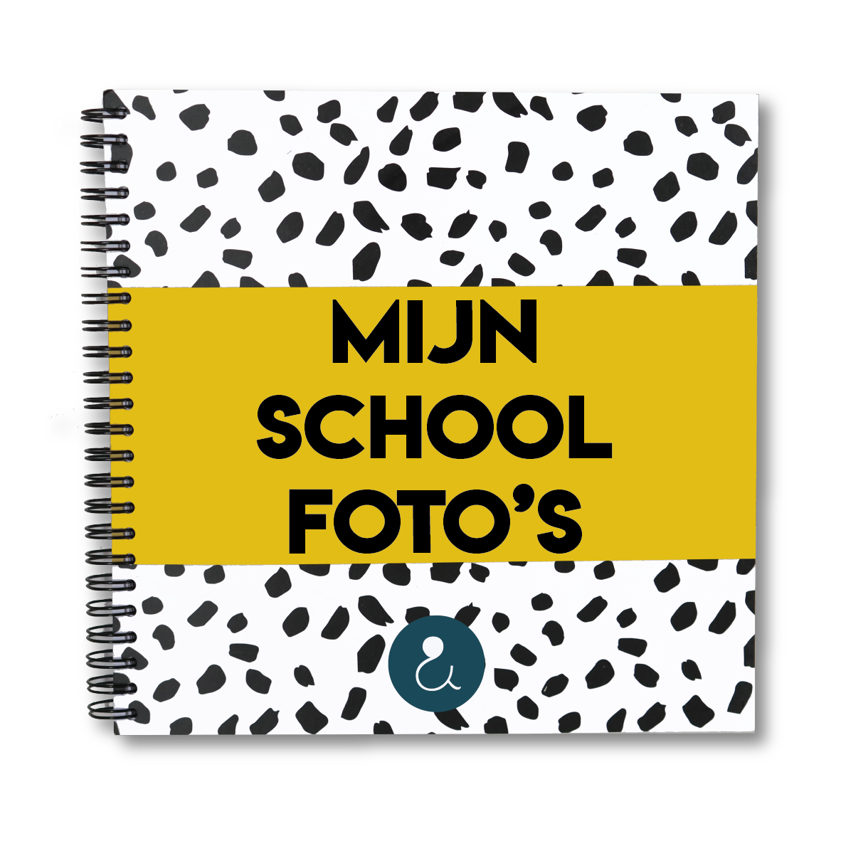 Schoolfotoboek | okergeel (Nederland)