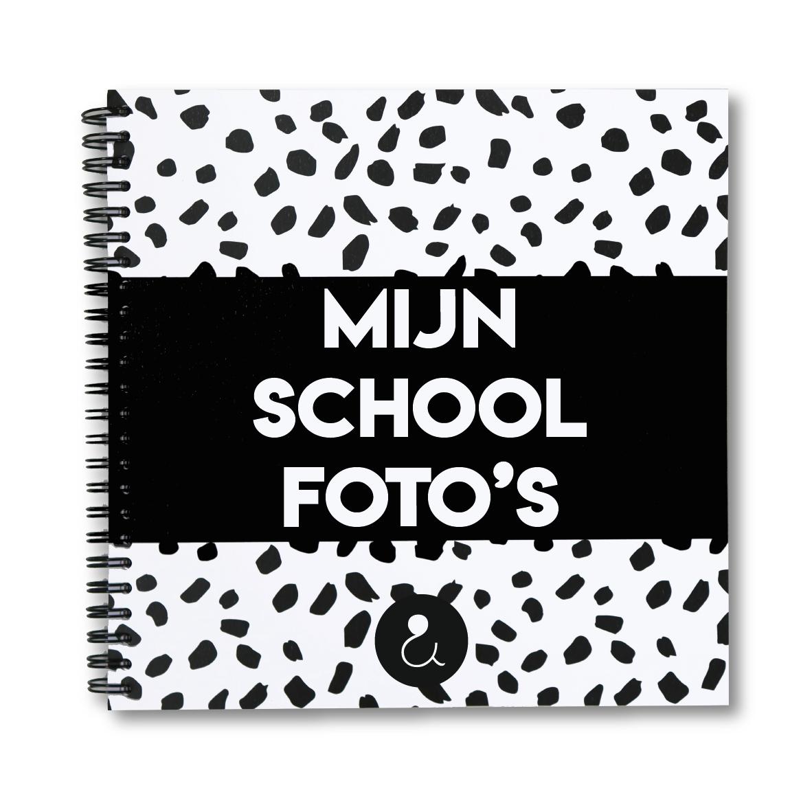 Schoolfotoboek | monochrome (België)