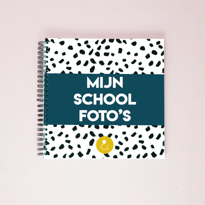 schoolfotoboekdonkerblauw