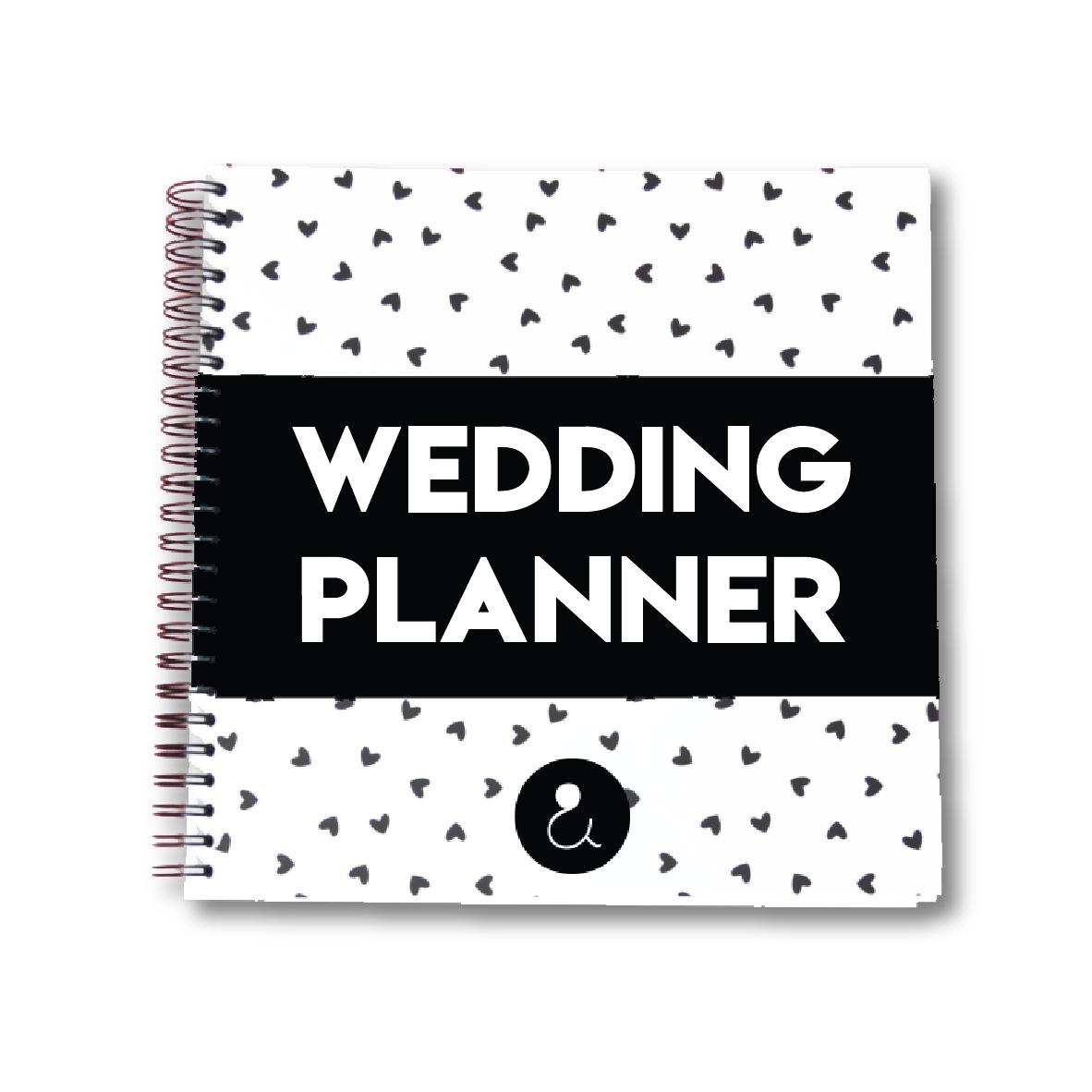 Weddingplanner | monochrome
