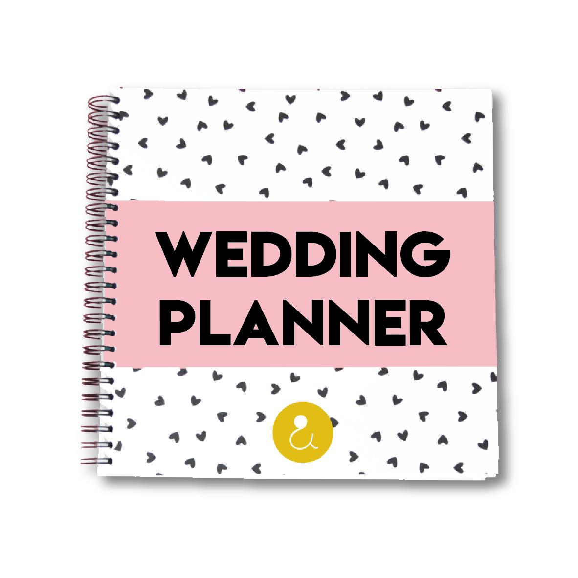 Weddingplanner | roze
